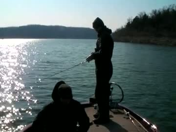 SIU - MILLS   DUNHAM000 - Bull Shoals Lake - 1 - video  3