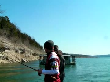 SIU - MILLS   DUNHAM000 - Bull Shoals Lake - 1 - video  7