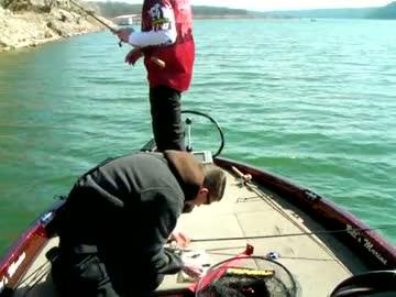 SIU - MILLS   DUNHAM000 - Bull Shoals Lake - 1 - video  8
