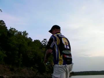 UW STEVENS POINT - MARTY   SALZMANN000 - Lake Ouachita - 1 - video  1