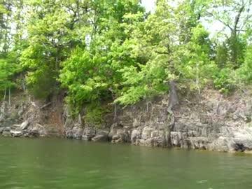 SAINT CLOUD STATE UNIVERSITY - RICK   CARVER00 - Lake Ouachita - 1 - video  35