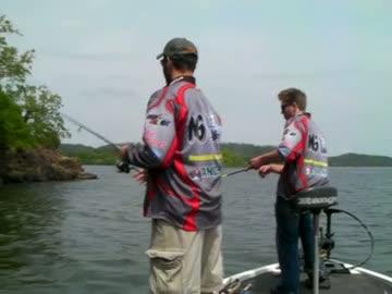 SAINT CLOUD STATE UNIVERSITY - RICK   CARVER00 - Lake Ouachita - 1 - video  37