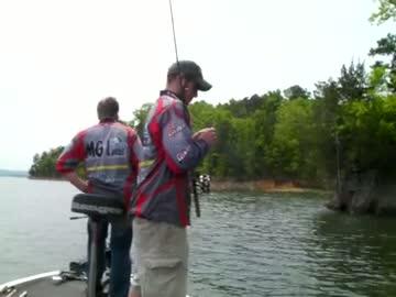 SAINT CLOUD STATE UNIVERSITY - RICK   CARVER00 - Lake Ouachita - 1 - video  40