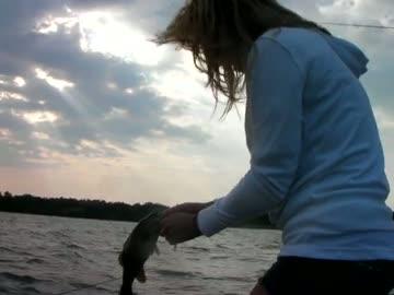 LONGWOOD UNIVERSITY - CARTER WILLIAMS   POLLIO000 - Lake Champlain - 1 - video  3
