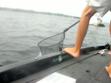 VIRGINIA COMMONWEALTH - MICK   DEE000 - Lake Champlain - 1 - video  7