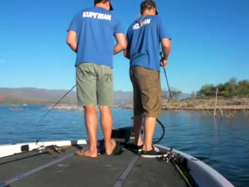 SONOMA STATE UNIVERSITY - NORMAN   KUPFRIAN000 - Lake Roosevelt - 1 - video  3