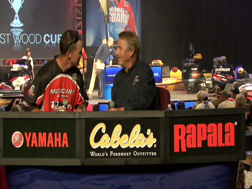 2010 FWC Day 2 Interview - Ronald Hobbs, Jr.