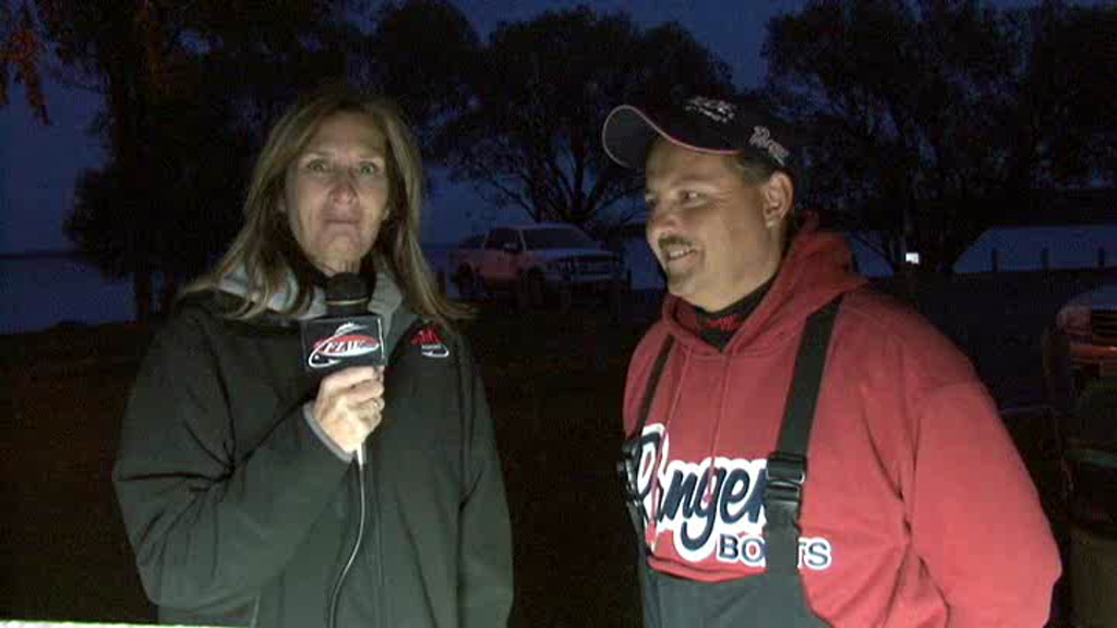 2010 Walleye Championship Day 4 Takeoff Interview - Pat Byle