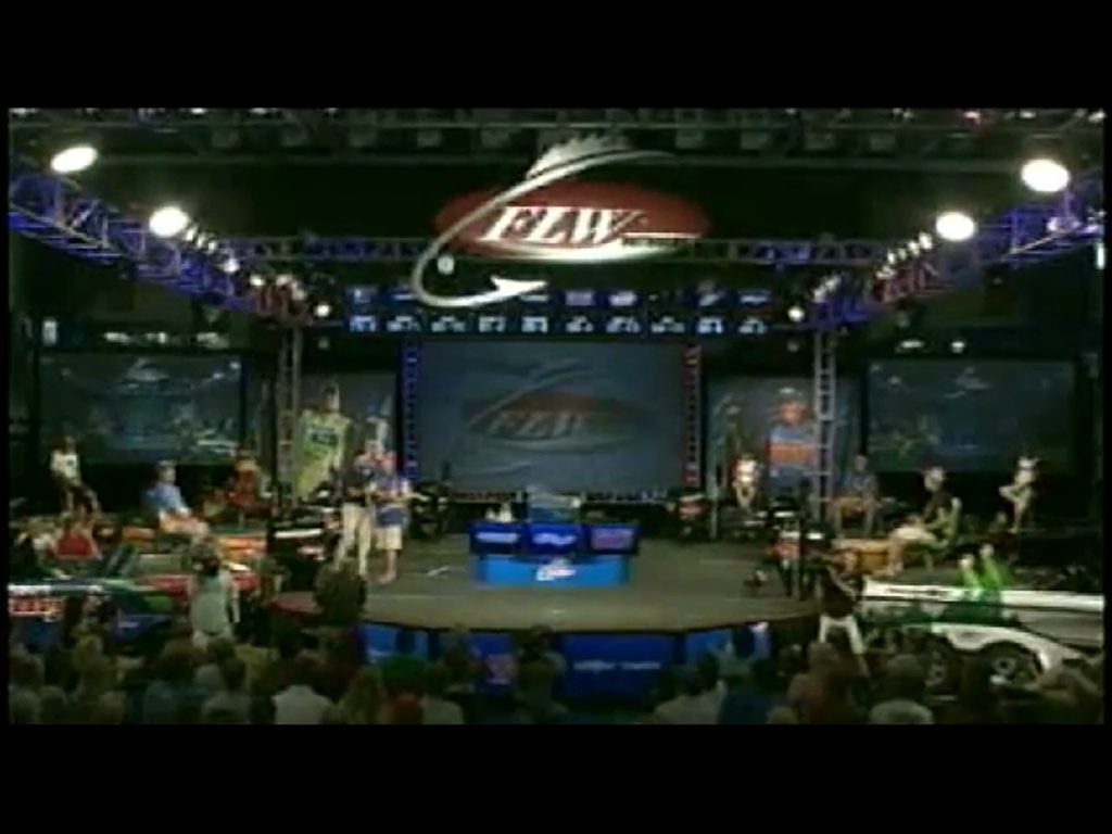 2011 FLW Tour Major Kentucky Lake FInal Day Weigh-In