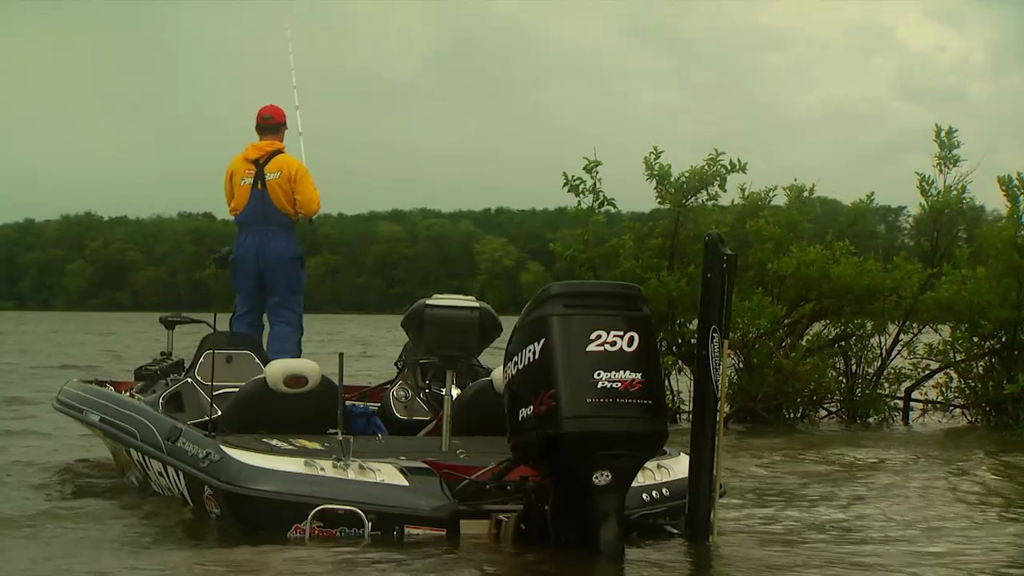 Reel Cast  June 22, 2011 - FLW Tour Kentucky Lake recap