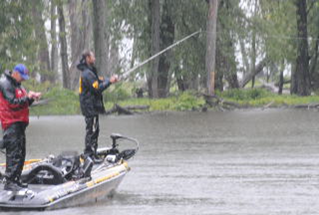 Day 1,  9 00 am - Mike Iaconelli