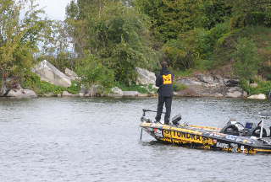 Day 2, 11 00 am - Mike Iaconelli