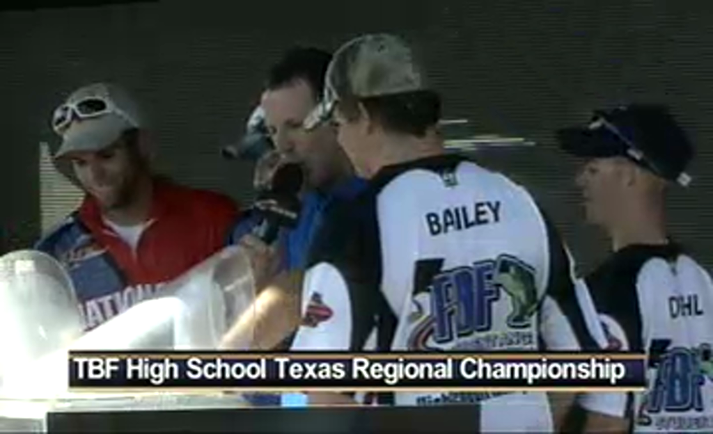 2011 National Guard FLW College Fishing Texas Regional Final Day Weigh-In