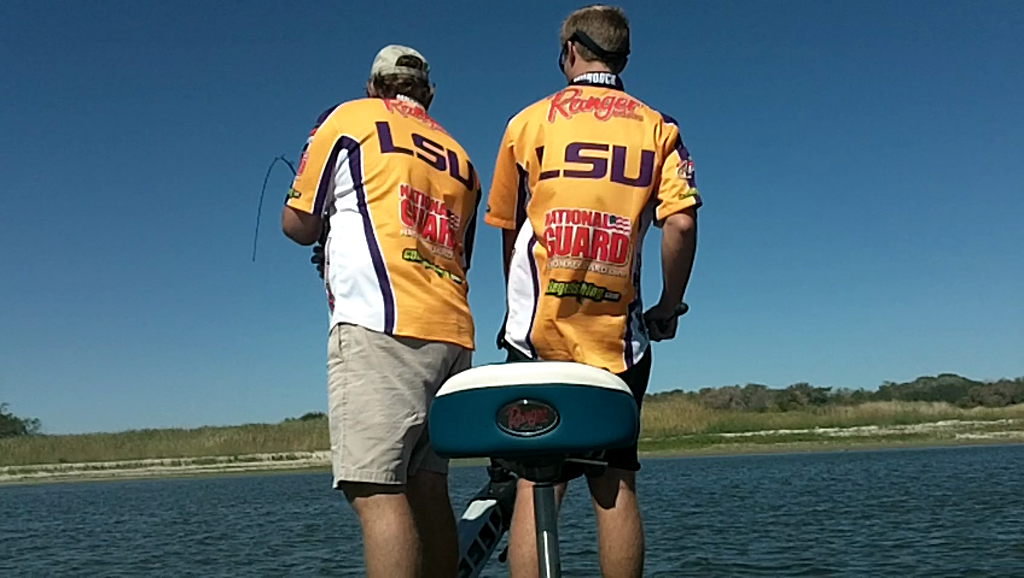 LSU - MORRIS   MURDOCK000 - Texas Regional - Somerville Lake - 1 - video  8