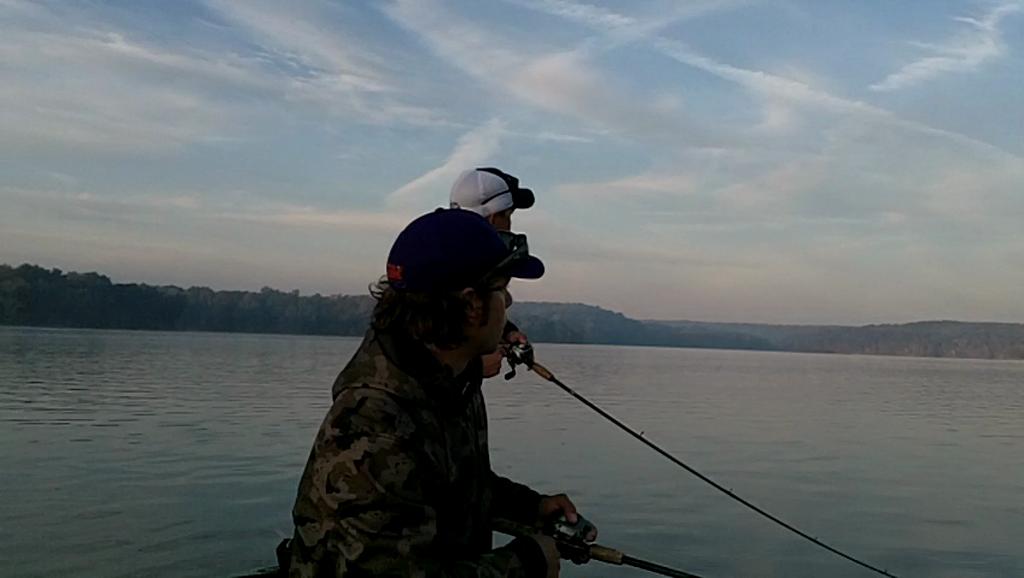 WINONA STATE UNIVERSITY - CASSILL   LAUFENBERG000 - Central Regional - Lake Kinkaid - 1 - video  3