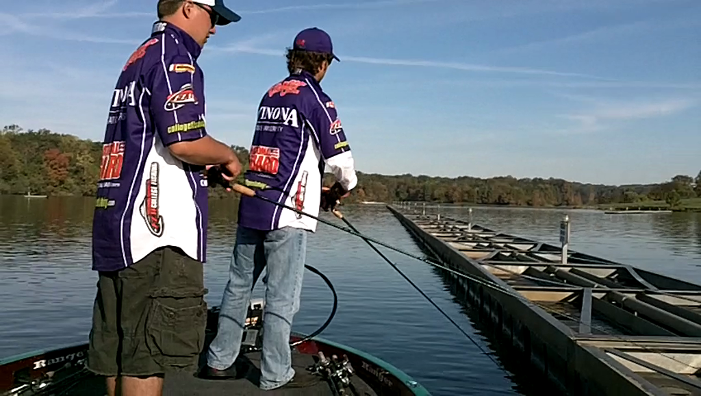 WINONA STATE UNIVERSITY - CASSILL   LAUFENBERG000 - Central Regional - Lake Kinkaid - 1 - video  6