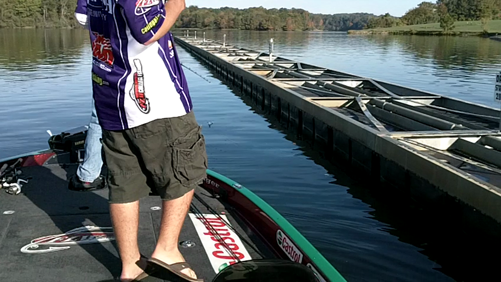 WINONA STATE UNIVERSITY - CASSILL   LAUFENBERG000 - Central Regional - Lake Kinkaid - 1 - video  8