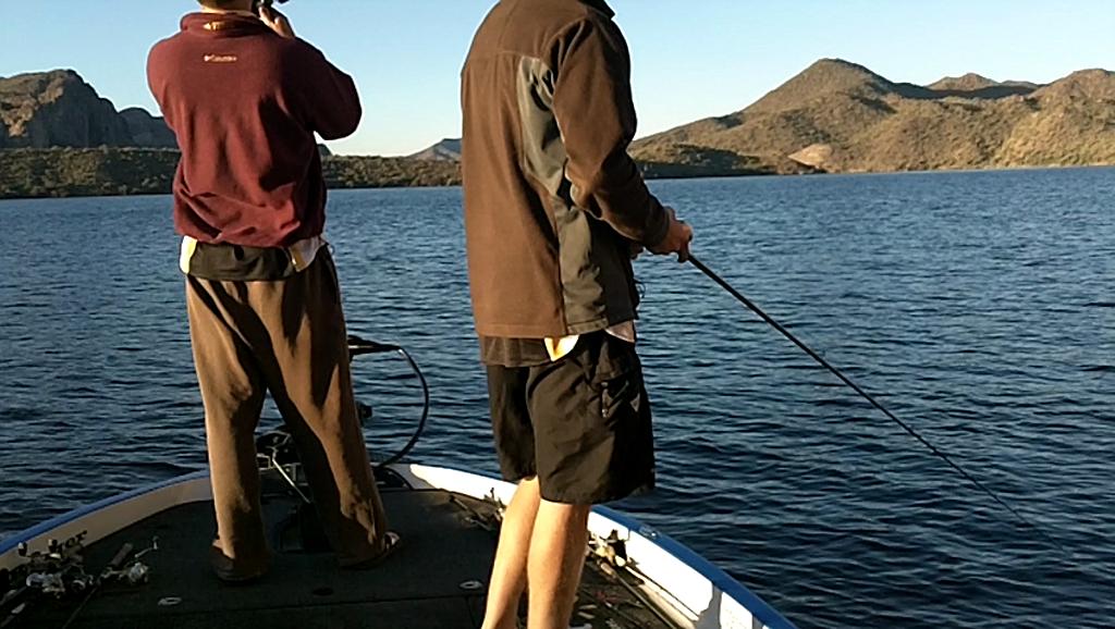 ARIZONA STATE UNIVERSITY - CARROLL   WALKER000 - Western Regional - Saguaro Lake - 1 - video  1