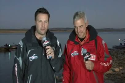 2011Walleye Championship Final Day Take-Off Intro with Jason Harper and Chip Leer
