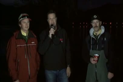 2011 National Guard FLW College Fishing Western Regional Final Day Take-Off Interview Cal Poly