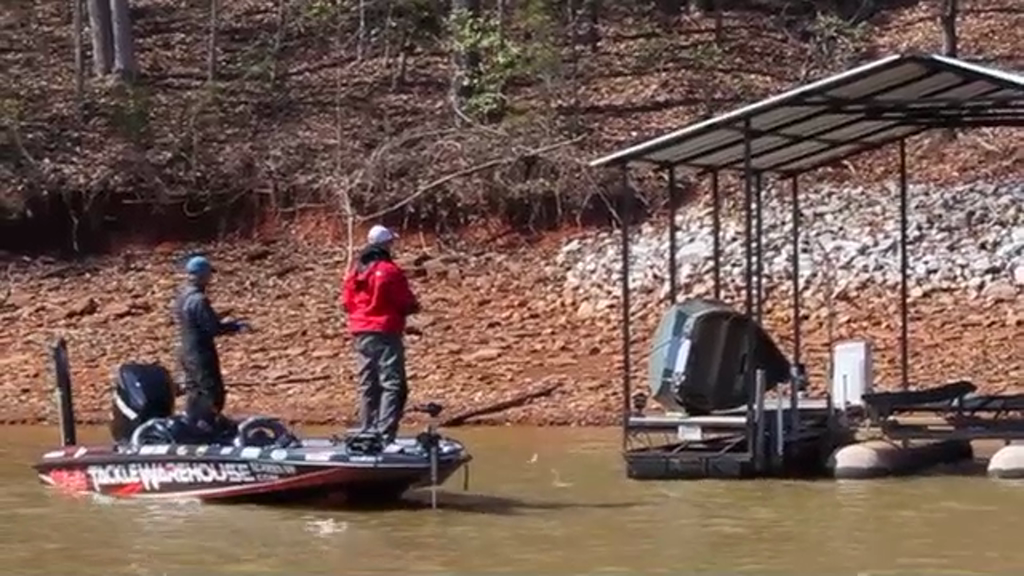 Reeltime Report, Day 3 Lake Hartwell