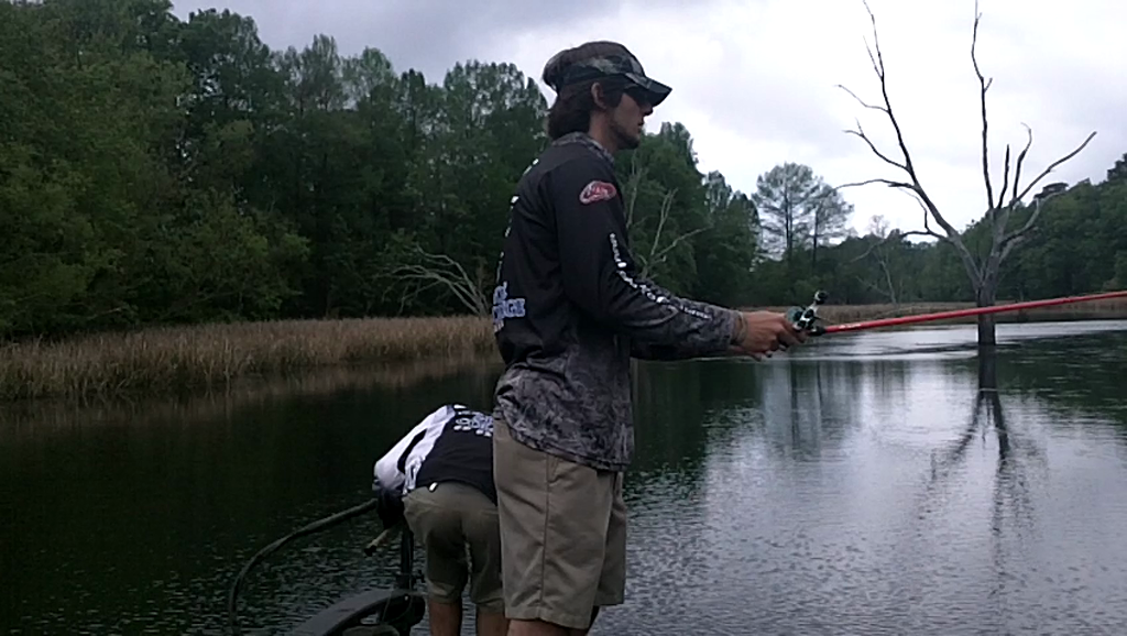 SEMINOLE STATE COLLEGE - COMBS   LUCAS000 - Lake Seminole - 1 - video  7