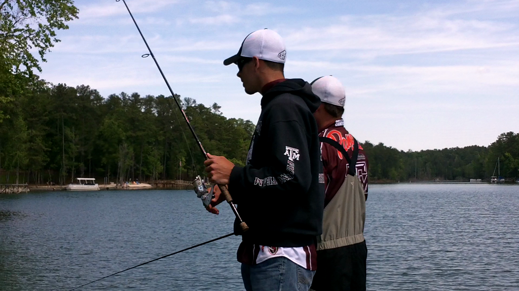 TEXAS A M - SHAFER   BROWN000 - Lake Murray - 1 - video  2