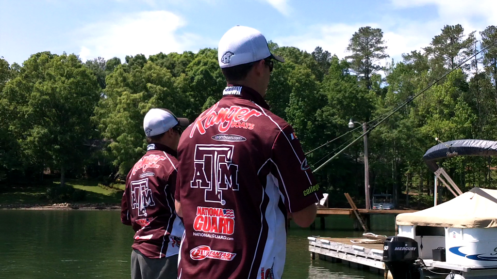 TEXAS A M - SHAFER   BROWN000 - Lake Murray - 1 - video  3