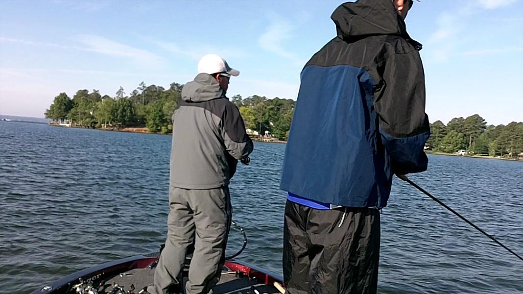 CHRISTOPHER NEWPORT - INGALLS   BERHALTER000 - Lake Murray - 1 - video  5