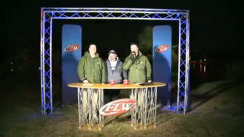 2012 FLW Tour Major Lake Hartwell Final Day Take-Off Interview - Dan Morehead