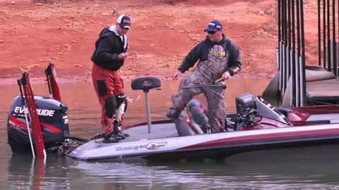 Reeltime Report, Day 1 Lake Hartwell