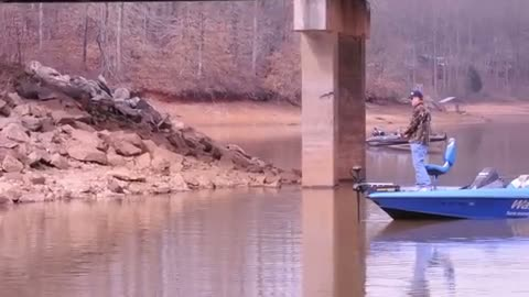 Reeltime Report, Day 2 Lake Hartwell