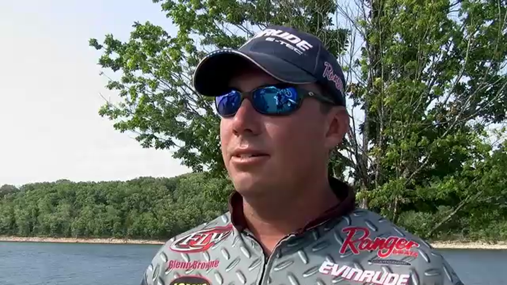 Reeltime Report, Day 2 Beaver Lake