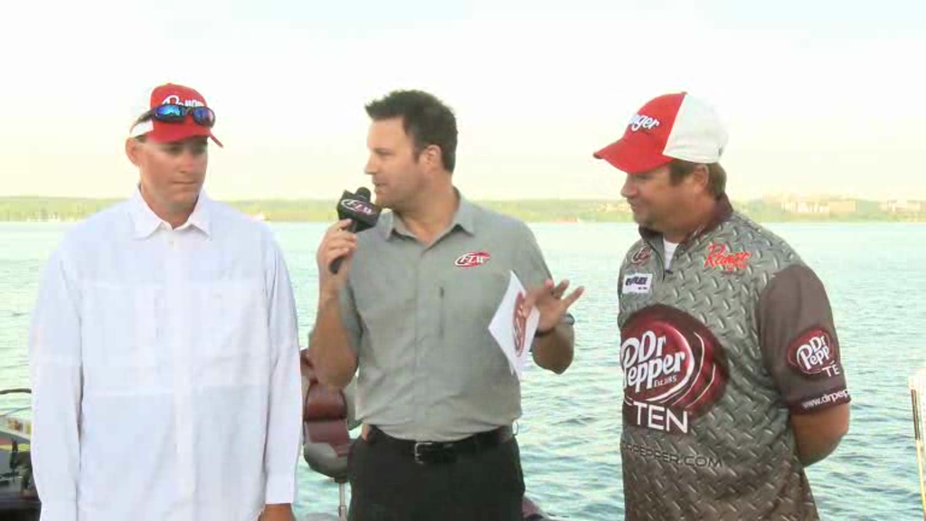 2012 BFL All-American Final Day Take-Off Interviews Akin   Maloney