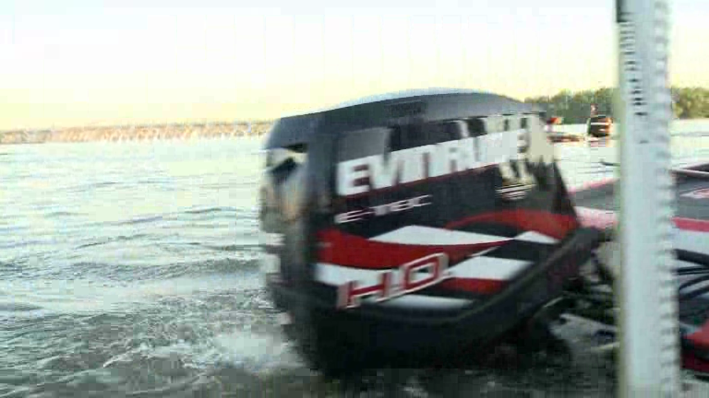 2012 FLW Tour Major on the Potomac River Final Day Take-Off