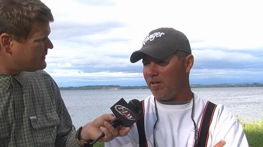 Pre Tournament Report with Dave Lefebre from Lake Champlain