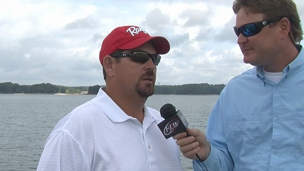 FWC Pre-Tournament Report with Dan Morehead from Lake Lanier