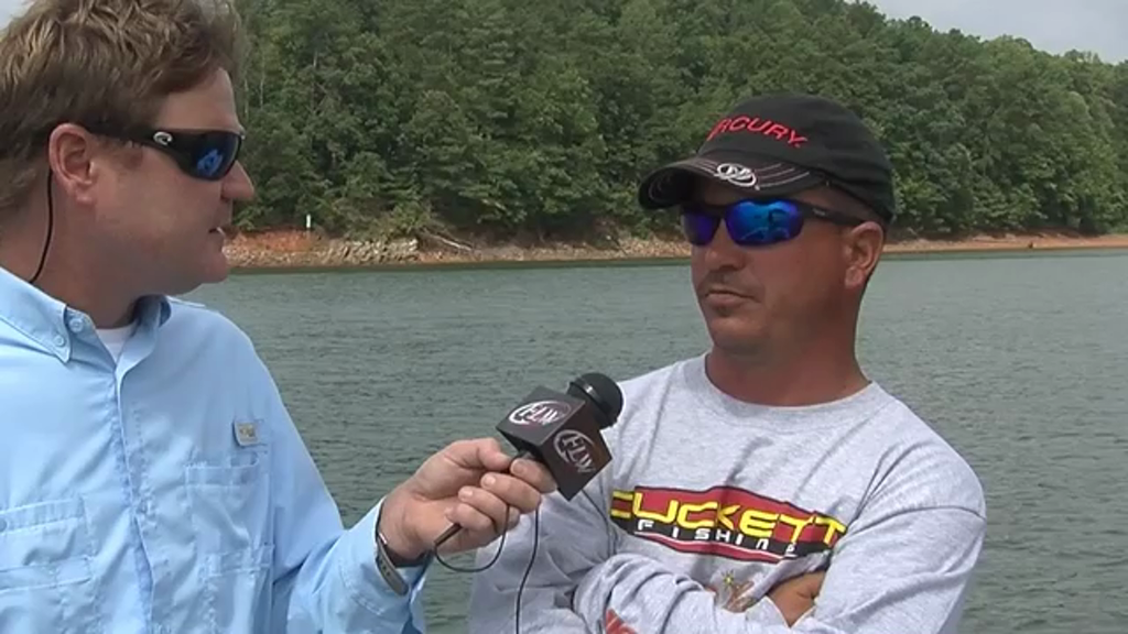 FWC Pre-Tournament Report with Troy Morrow from Lake Lanier