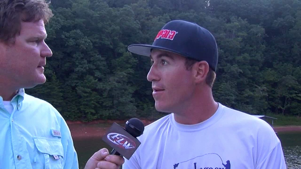 FWC Pre-Tournament Report with Jacob Wheeler from Lake Lanier