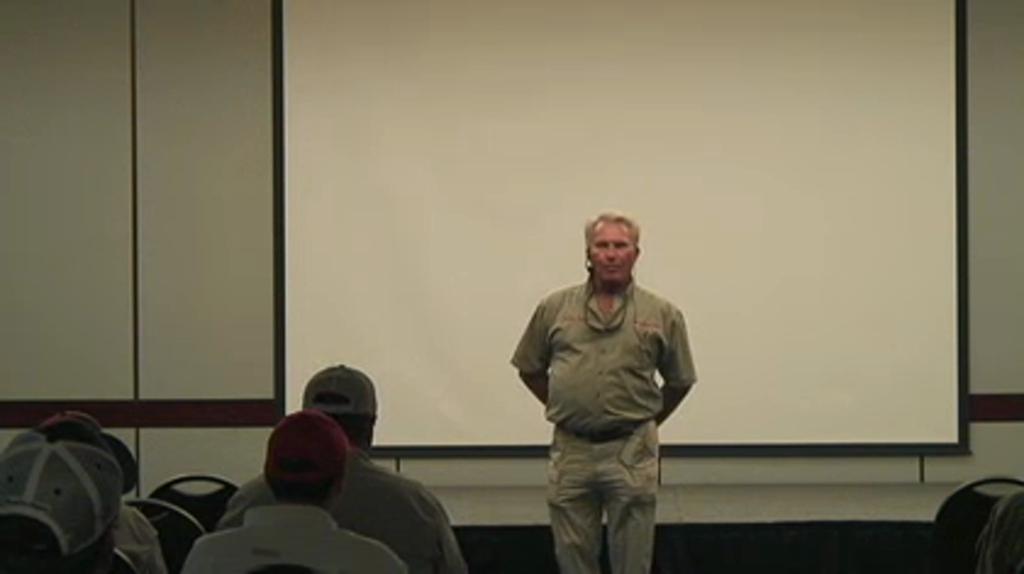 Roland Martin Fishing Seminar