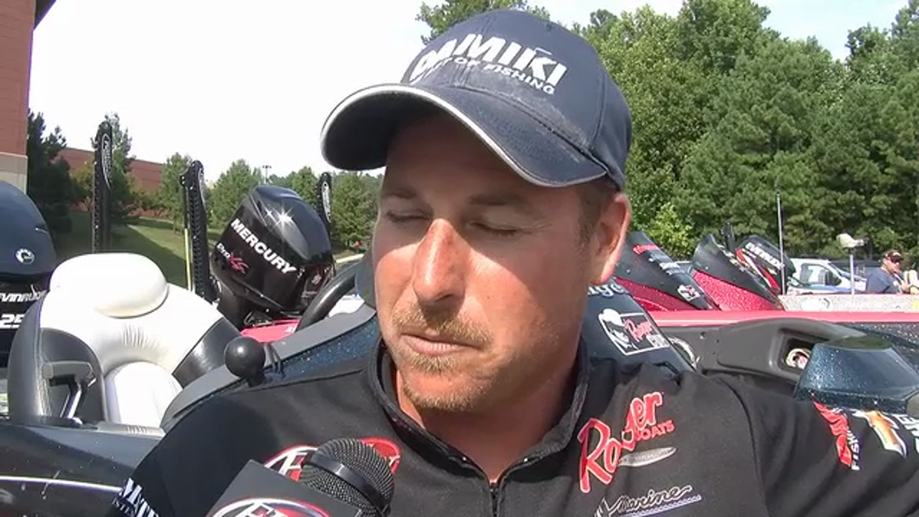 X - Reeltime Report, FWC Day 3 at Lake Lanier