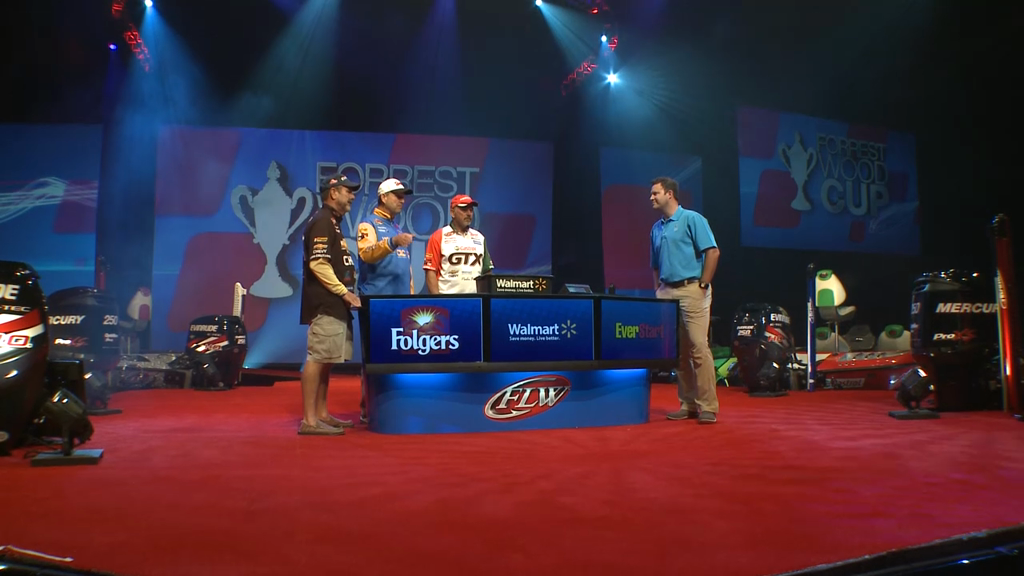 2012 FLW Tour TV Show - Road to the Forrest Wood Cup