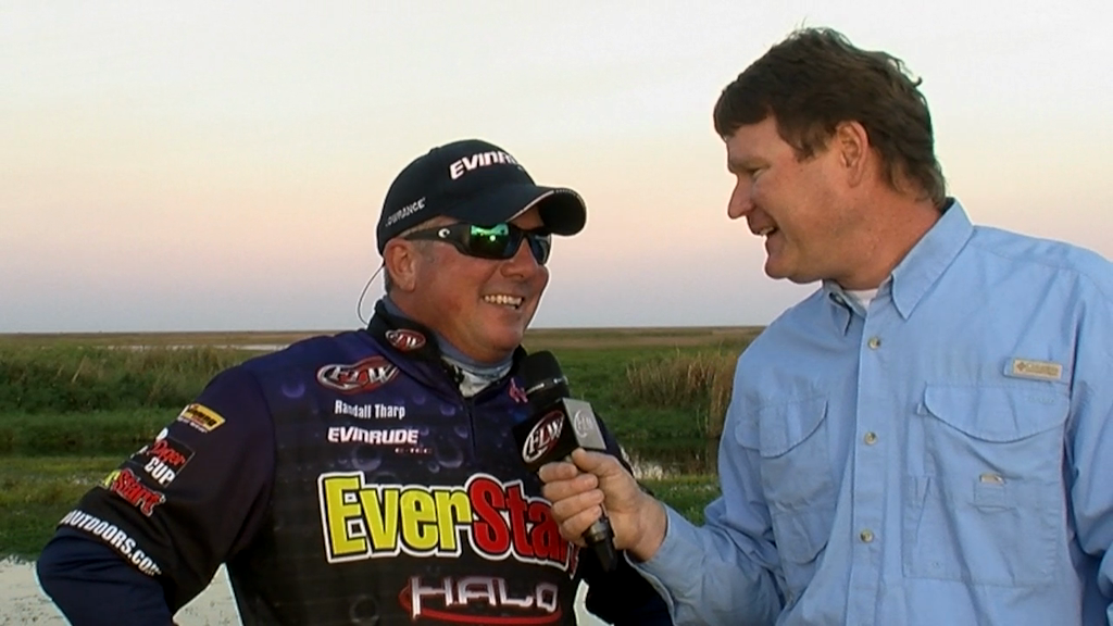 Pre-Tournament Report from Lake Okeechobee with Randall Tharp