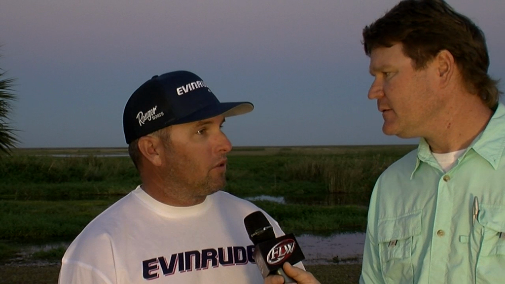 Pre-Tournament Report from Lake Okeechobee with Brett Hite