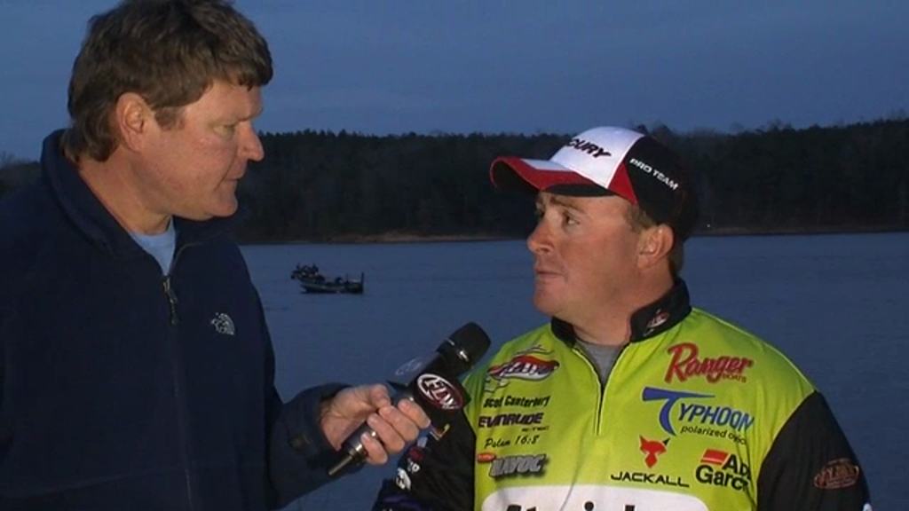 Pre-Tournament Report from Lewis Smith Lake with Scott Canterbury
