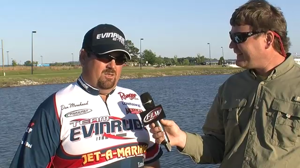 Pre-Tournament Report from Lake Eufaula with Dan Morehead