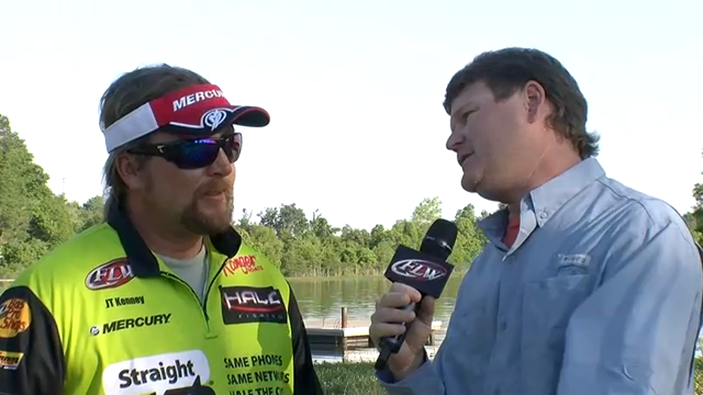 Pre-Tournament Report from Lake Eufaula with JT Kenney