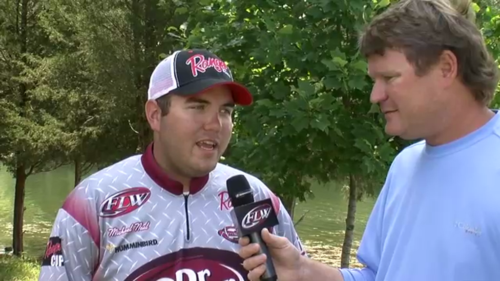 Pre-Tournament Report from Lake Chickamauga with Michael Neal