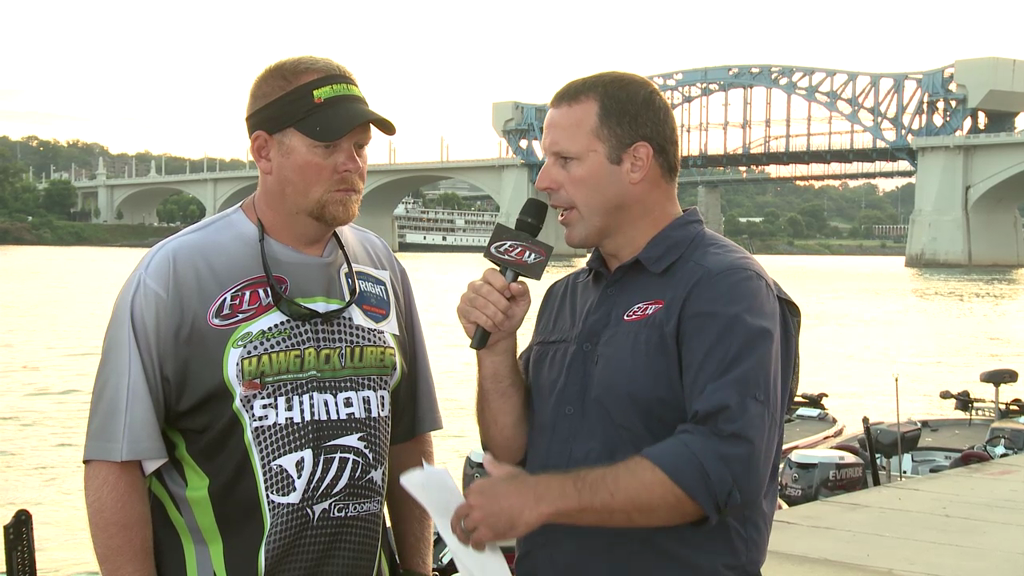 2013 BFL All-American Final Day Takeoff Interviews - Chris Wilkinson