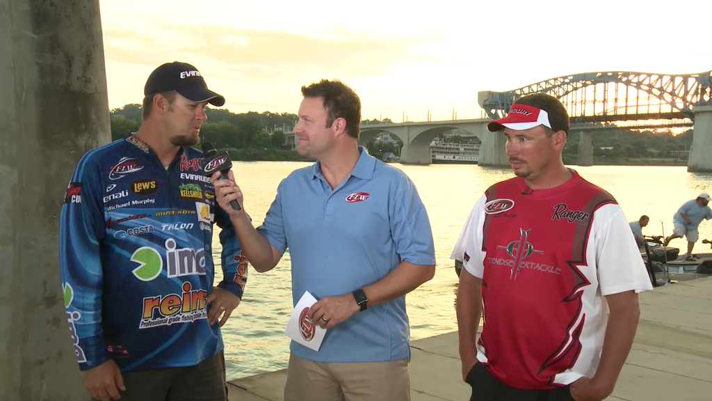 2013 BFL All-American Final Day Takeoff Interviews - Murphy   Poindexter